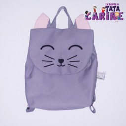 Sac à dos chat